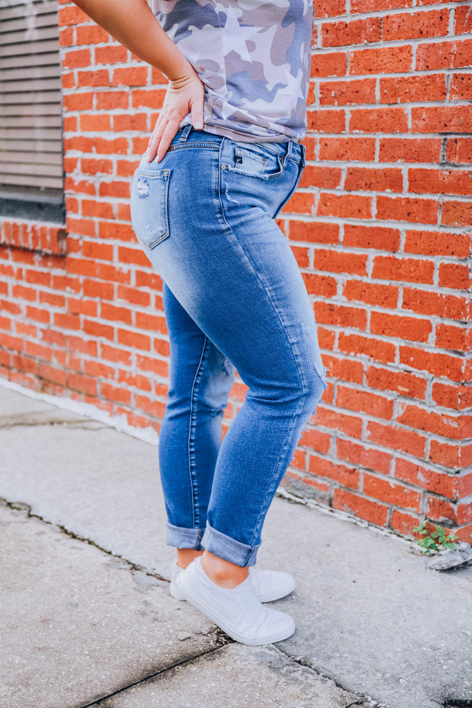 Hope High Rise Skinny Jeans