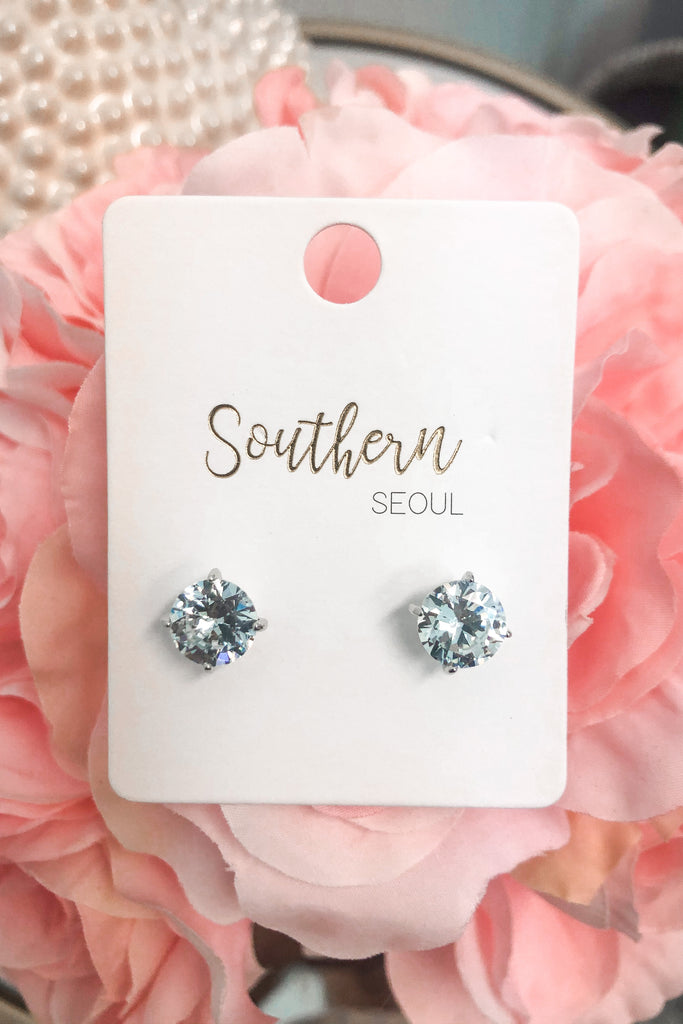 Set Free Earrings - Silver