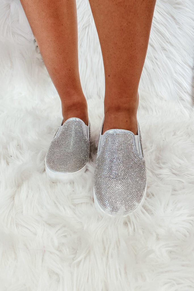 Arielle Sneakers - Silver
