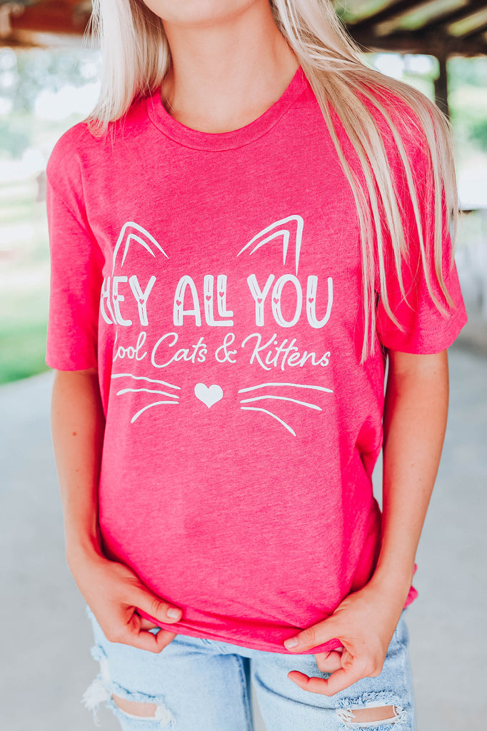 Hey All You Cool Cats... Graphic Tee