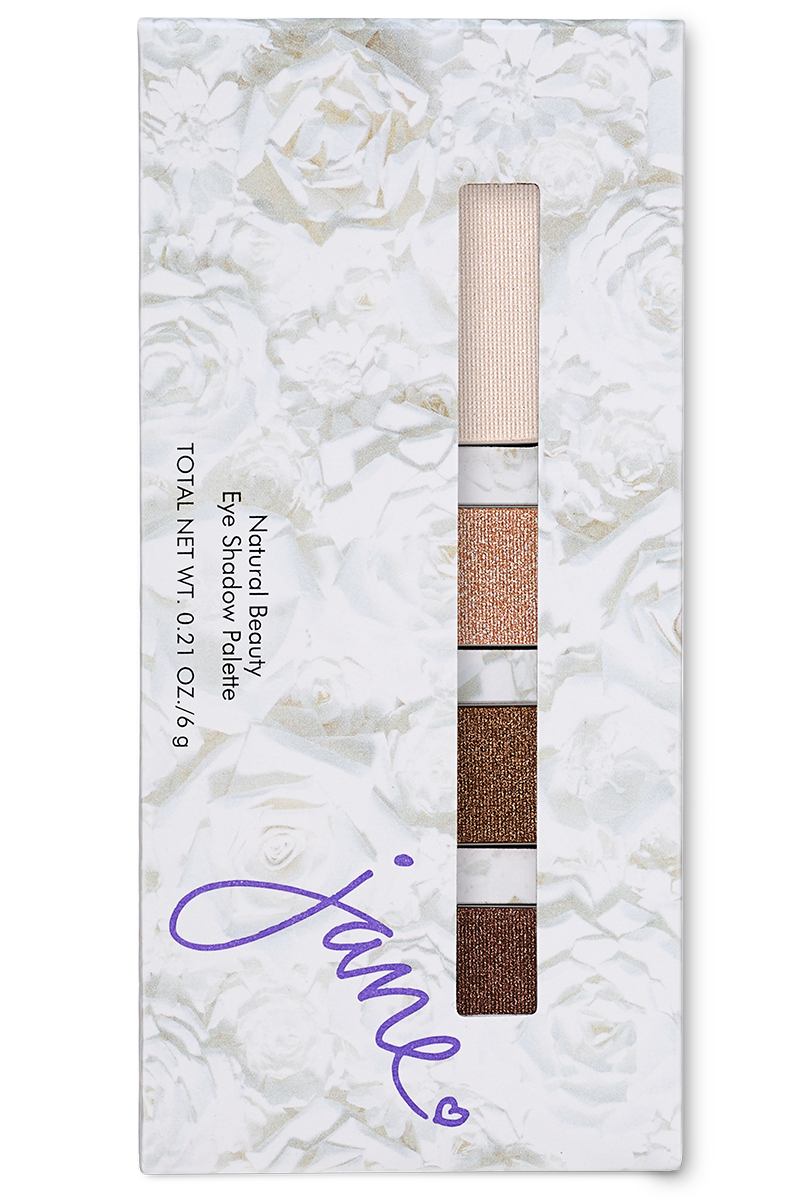 Eye Shadow Palette - Natural Beauty