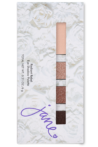 Water Resistant Liquid Eye Liner - Metallic Nude