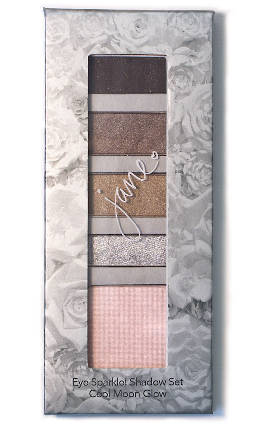 Eye Shadow Palette - Moon Glow (Cool)