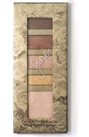Eye Shadow Palette - Cocoa Glimmer (Warm)