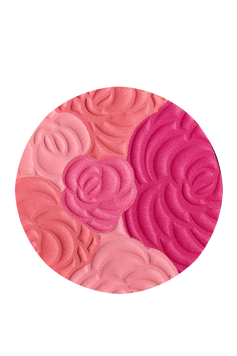 Multi-Colored Cheek Powder - Berry Bouquet
