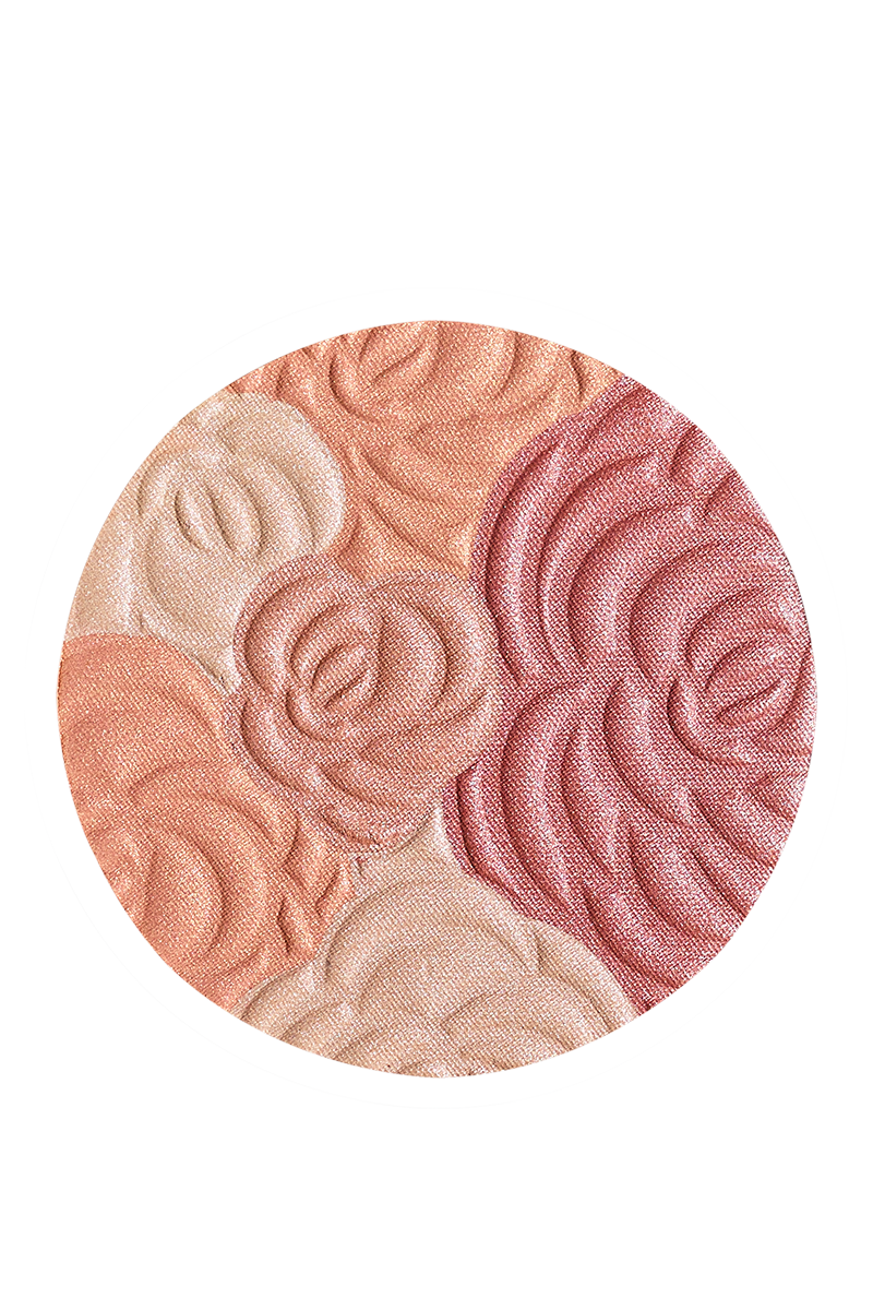 Multi-Colored Illuminating Powder