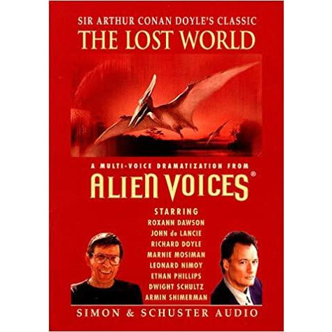 "Alien Voices - ""The Lost World"" Collectible"