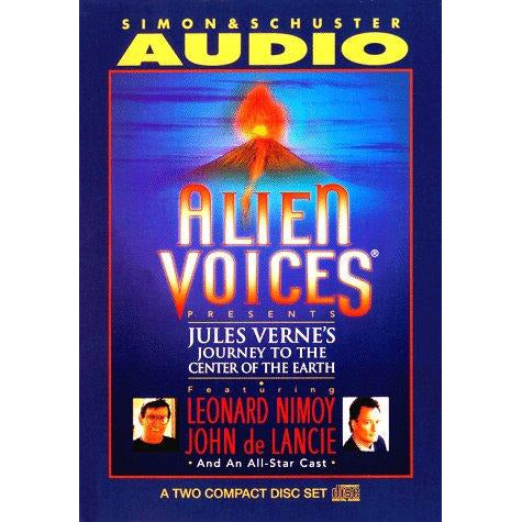 "Alien Voices - ""Journey to the Center of the Earth"" Collectable - Leonard Nimoy's Shop LLAP"