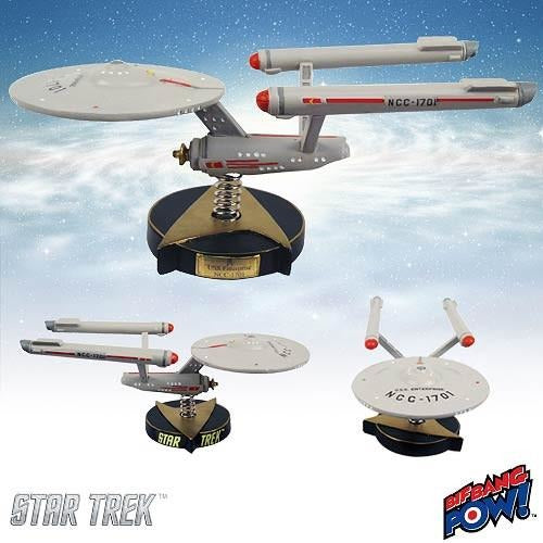 Star Trek Bobble Head