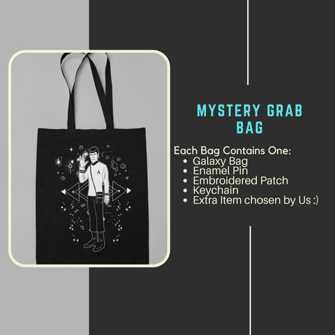 Mystery Grab Bag + Surprise Gift!