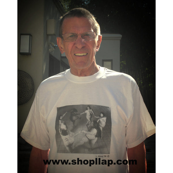"Full Body Project ""Matisse Dancers"" Unisex Tee - Leonard Nimoy's Shop LLAP"