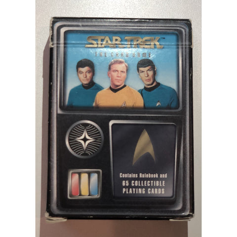 Star Trek: The Card Game from Leonard Nimoy's Private Collection