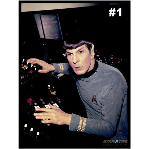 Unsigned Photos from Leonard Nimoy's Personal Collection - Leonard Nimoy's Shop LLAP