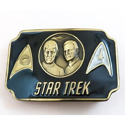 Vintage Star Trek Belt Buckle From Leonard Nimoy's Personal Collection: - Leonard Nimoy's Shop LLAP