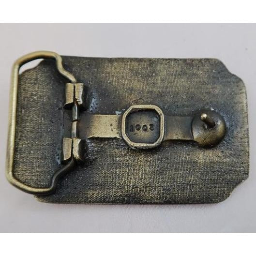 Vintage Star Trek Belt Buckle From Leonard Nimoy's Personal Collection: