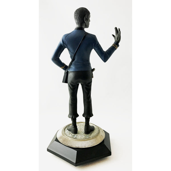 Star Trek's Franklin Mint Portrait Sculpture of Spock - Leonard Nimoy's Shop LLAP