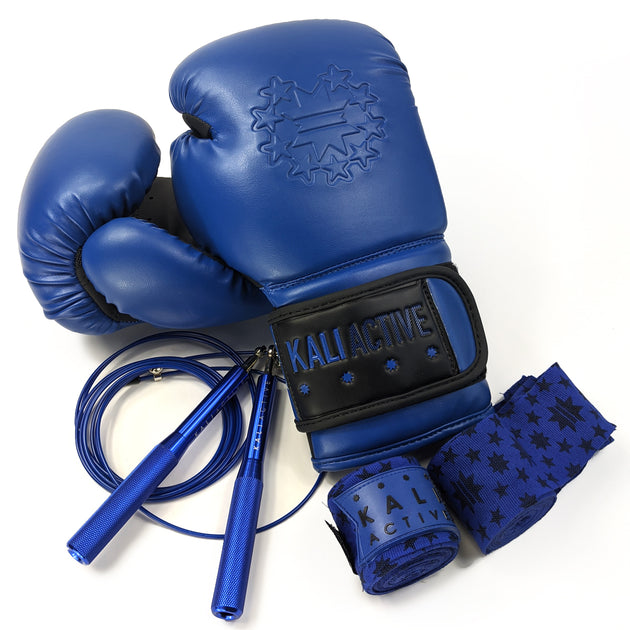 Royal Blue Glove Bundle