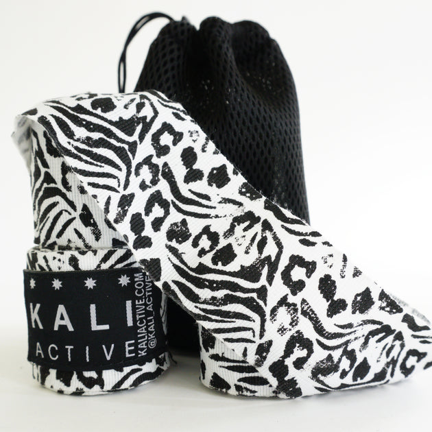 Animal Print Boxing and Kick boxing Wraps