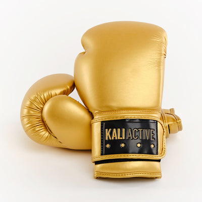 Gold Boxing Glove
