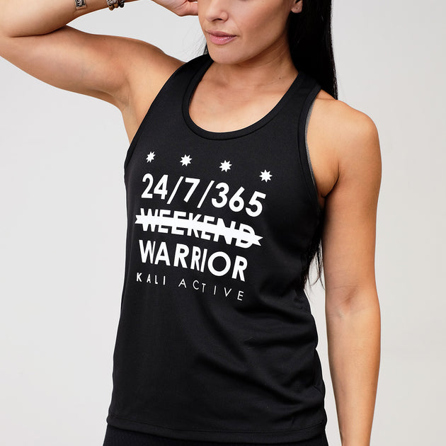 All Day Warrior Tank Top