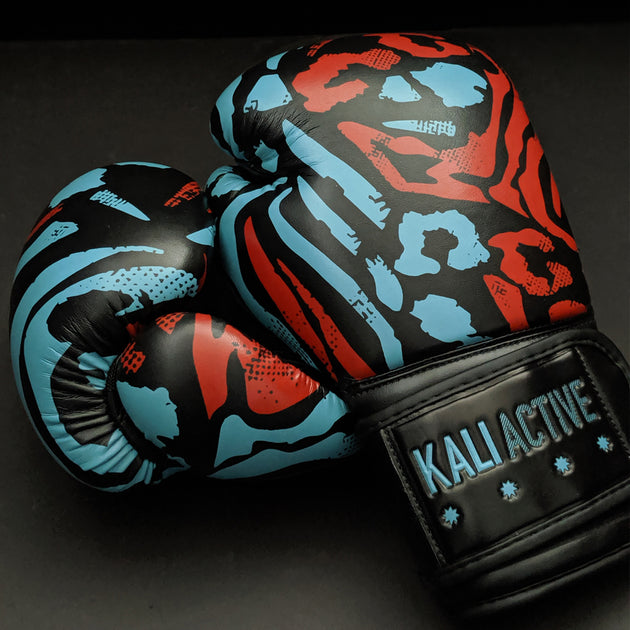 ANIMAL PRINT BOXING GLOVES