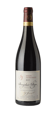 2015 Domaine Fines Graves Beaujolais Villages