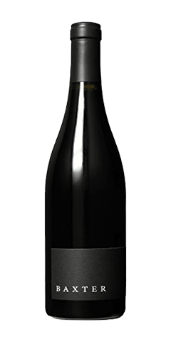 2014 Baxter Winery Pinot Noir Black Label