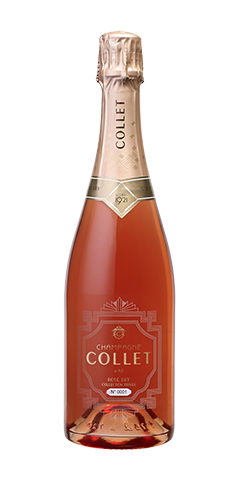 Collet Champagne Privee Brut Rose