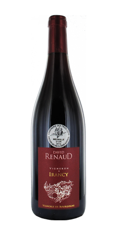 2017 David Renaud Irancy Pinot Noir