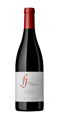 2014 Foley Johnson Pinot Noir Pinot Noir SRH