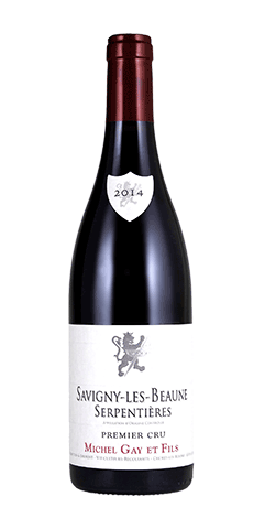 2014 Michel Gay Savigny Les Beaune Serpentieres PC