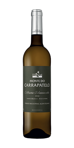 2017 Monte do Carrapatelo Blanco