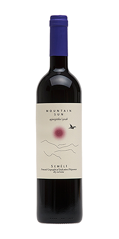 2016 Semeli Winery Mountain Sun Red