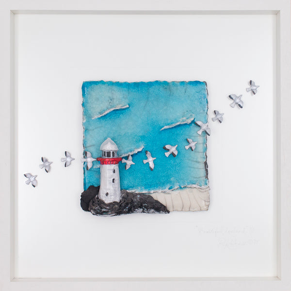 Beautiful Ireland ~ Lighthouse The Heritage Collection (fm9) Lrg