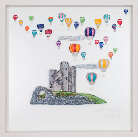 Beautiful Ireland ~ The Heritage Collection ~ Castle (jw1) Lrg