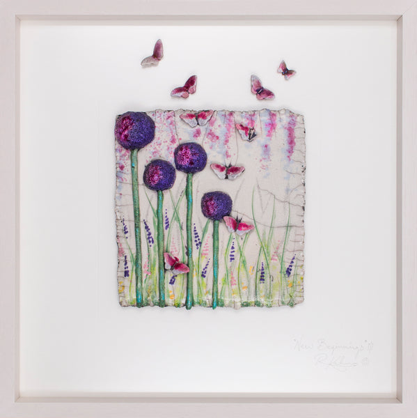 New Beginnings ~ Alliums (fe1) Lrg
