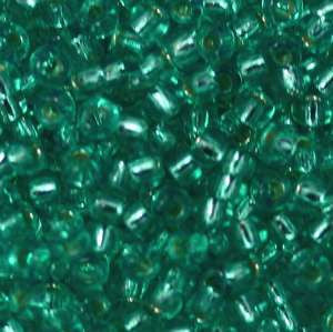 11/o Japanese Seed Bead 0017C npf Silverlined - Beads Gone Wild