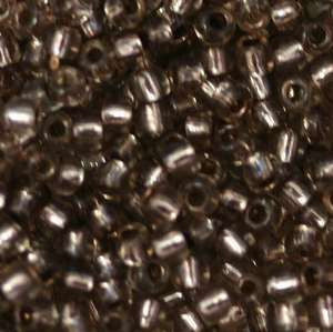 11/o Japanese Seed Bead 0069 npf Silverlined - Beads Gone Wild