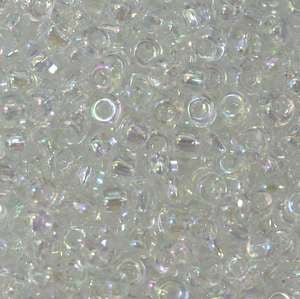 11/o Japanese Seed Bead 0250 Rainbow - Beads Gone Wild