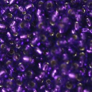 6/O Japanese Seed Beads Silverlined 26 npf - Beads Gone Wild