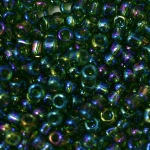 11/o Japanese Seed Bead 0298 Rainbow - Beads Gone Wild