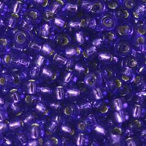 15/O Japanese Seed Beads Silverlined 29 npf - Beads Gone Wild