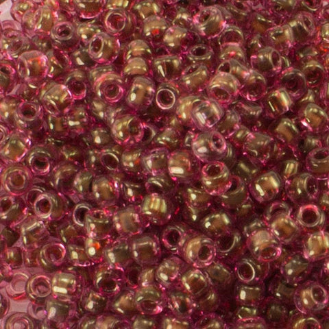 11/o Japanese Seed Bead 0300K Gold Luster - Beads Gone Wild