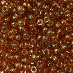 11/o Japanese Seed Bead 0318H Gold Luster - Beads Gone Wild