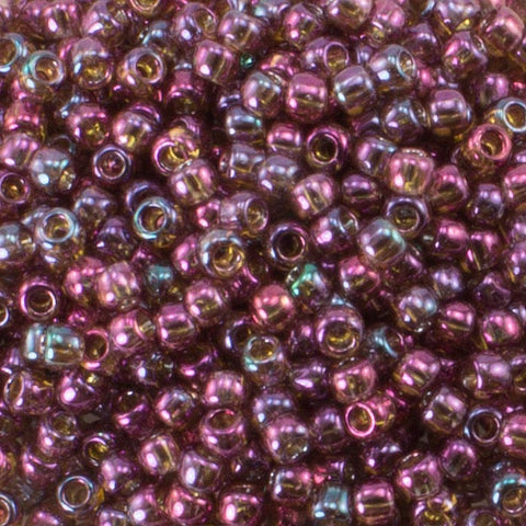 11/o Japanese Seed Bead 0319W Gold Luster - Beads Gone Wild