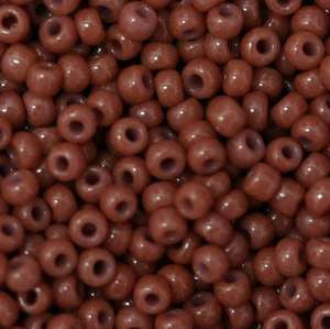11/o Japanese Seed Bead 0403F npf Opaque - Beads Gone Wild