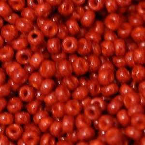 11/o Japanese Seed Bead 0406C npf Opaque - Beads Gone Wild