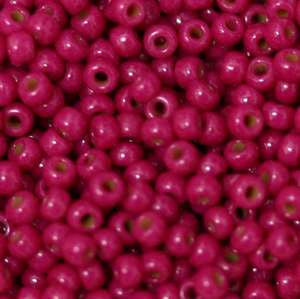 11/o Japanese Seed Bead 0408B npf Opaque - Beads Gone Wild