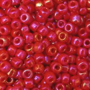 11/o Japanese Seed Bead 0426A Opaque Luster - Beads Gone Wild