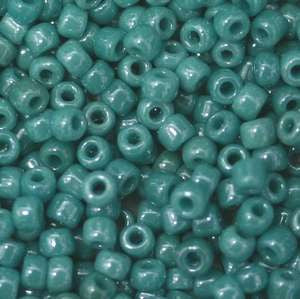 11/o Japanese Seed Bead 0430F Opaque Luster - Beads Gone Wild